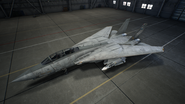 F-14D AC7 Color 6 Hangar