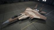 F-15C AC7 Color 2 Hangar