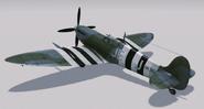 Supermarine Spitfire Mk.IXe -Flying Aces- Hangar