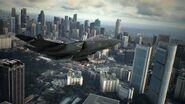 AC7 F-35C Over a City 2