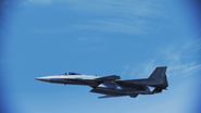 X-02 Wyvern Infinity Flyby 3