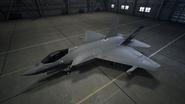 F-35C AC7 Color 6 Hangar