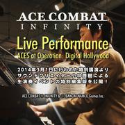Infinity Live Performance