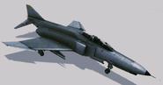 F-4E Phantom II Hangar
