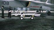 Su-47 SAAM
