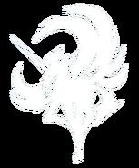 Alicorn Emblem Instant Alpha Crop