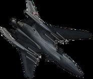 XR-45 Cariburn (Rear Fuselage)