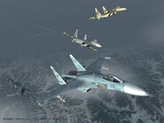 ACE5 Flanker Series