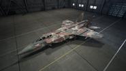 MiG-31B AC7 Color 2 Hangar