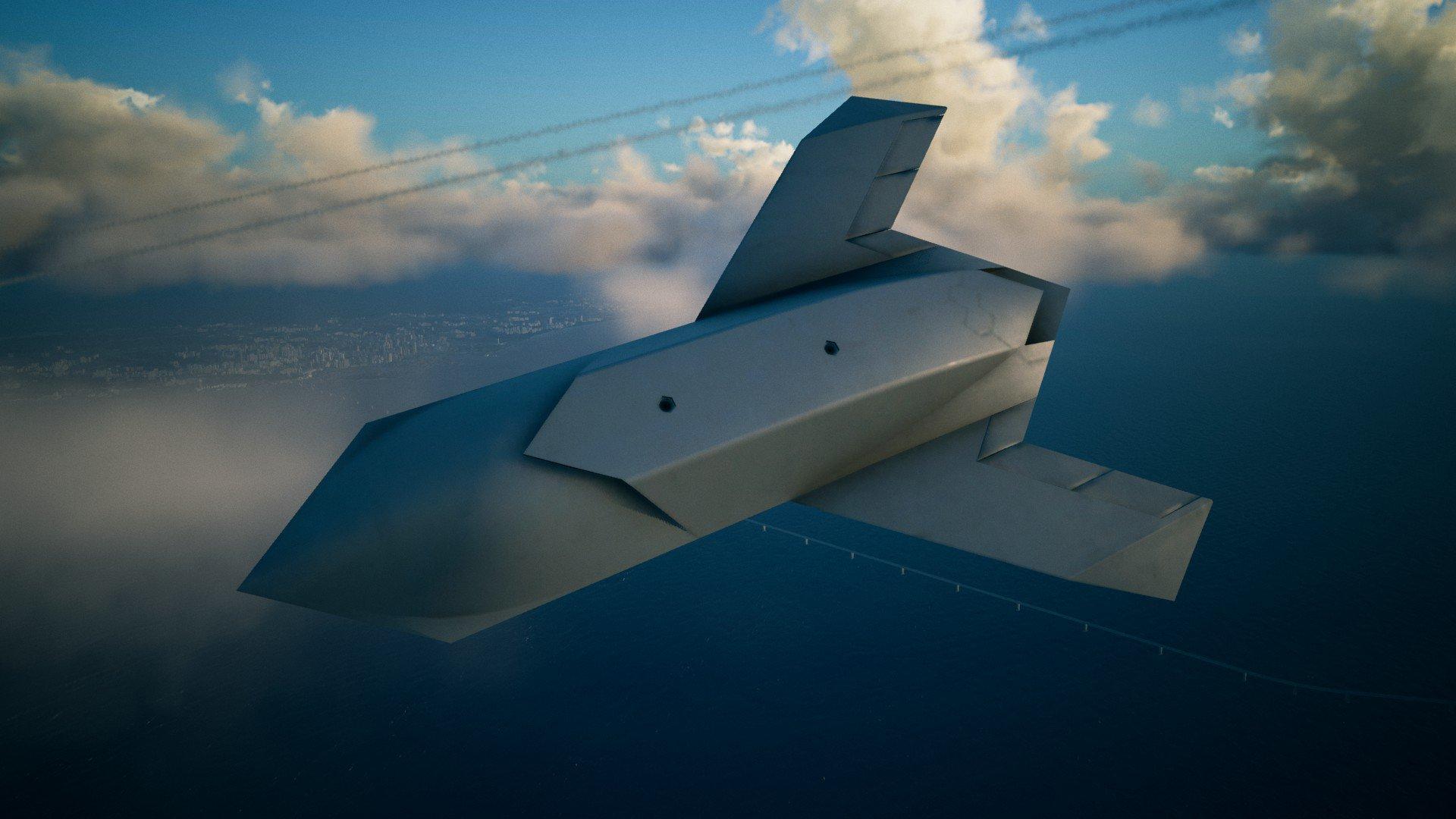 Weapon UAV