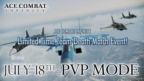 Ace Combat Infinity - Update 2 Trailer (English)