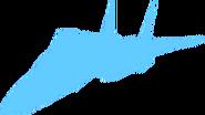 F-14A Silhouette