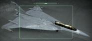 F-16XL Osea color Hangar