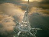 Международный космический лифт