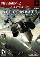 Ace Combat 5 Greatest Hits Box Art NA