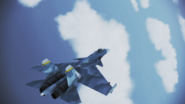 Su-33 Flanker-D Flyby 3 by RythusOmega