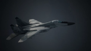 AC7 Champ MiG-29A Flyby