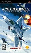 Ace Combat X Box Art PAL