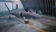 AC7 F-35C Hangar
