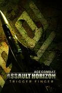 Ace combat assault horizon splash