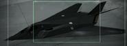F-117A Razgriz color Hangar