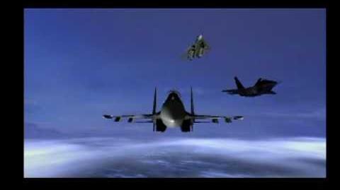 Ace Combat 2 - Ending