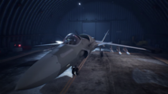 AC7 ASF-X Fort Grays Hangar