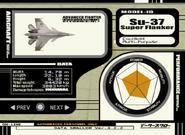 Su-37 Export Selection