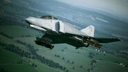 F-4E AC7 Flyby 3