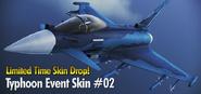 Typhoon Event Skin 02 Drop Banner