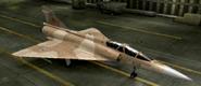 Mirage 2000D Mercenary color hangar