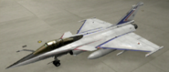 Rafale M Knight color hangar