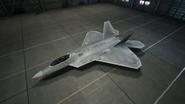 AC7 F-22A Hangar