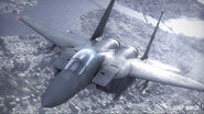 Ace Combat 6 Mobile Main Page banner