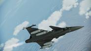 Gripen C -GF- Event Skin 01 Flyby 3