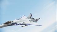 QFA-44 Flyby 4