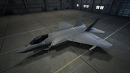 F-35C AC7 Color 1 Hangar