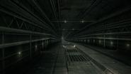 Ragno Fortress Tunnel Interior