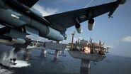 AC7 F-2A Oil Rig Attack