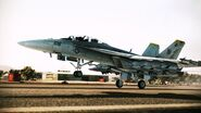 FA-18F take off (ACAH)