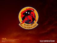 Galm Team Emblem Wallpaper 1024x768