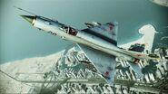 MiG-21bis over Dubai (ACAH)