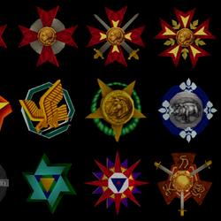 Ace Combat 2/Aces