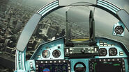 ACAH Su-37 Cockpit