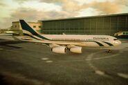 Emmeria Airways Close-up AC7