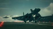 Strigon Team landing