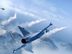 Gripen C Firing XLAAs.jpg