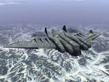 Heavy command cruiser