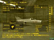 ACZ MiG-21bis Hangar