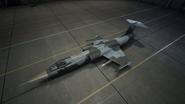 F-104C AC7 Color 2 Hangar